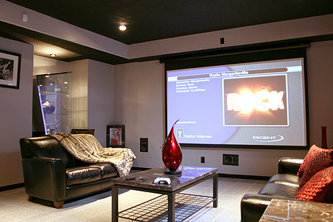 home theater installation metrowest electrician watts. Black Bedroom Furniture Sets. Home Design Ideas