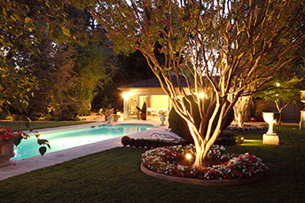 ... Property Value, And Increases Safety. We Will Work With You To Create  An Ideal Outdoor Atmosphere. Do You Want To Illuminate A Particular Tree?  Light A ...