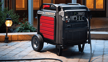 portable generator boston