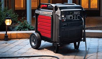 portable generator boston
